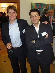 Pierre Festal & Marc Oiknine (Atlas Venture)