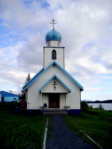 Russian Orthodox Church, Tatitlek, AK