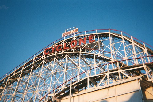 Coney Island 2000 - Cyclone