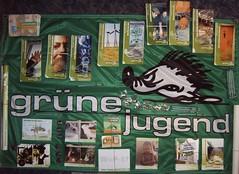 Grüne Jugend Wahlkampfmaterial - CC: japtop/FlickR