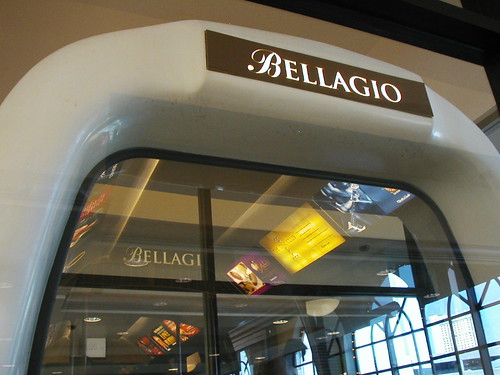 Tram to the Bellagio