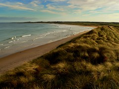 From the top of a dune (Ray Byrne) Tags: uk sea england castle beach water rural wow landscape coast countryside waves unitedkingdom britain dune country north northumberland canon350d gb northern northeast marramgrass landscapephotography beadnellbay raybyrne byrneout byrneoutcouk webnorthcouk