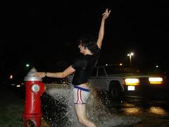 Ka pa! (M4X!) Tags: neil nano sicardst newbrunswick firehydrant college rutgers stupid hiliarious