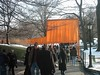 nyc_002 (madmaharaja) Tags: centralpark christo newyork gates orange gatesmemory art saffron newyorkcity nyc travel usa winter