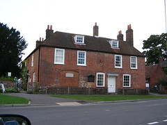 Jane Austen's House, Chawton, Hampshire by randomduck