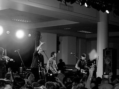 Flogging Molly (optically active) Tags: olympusc5060 bands bumbershoot seattle floggingmolly