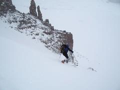 Skiing King's Peak (Wasatch & Beyond) Tags: pfeifferhorn wasatch grand teton snowbird powder skiing