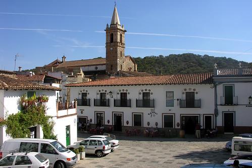 Turismo rural a la Sierra de Aracena