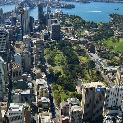 Гайд-парк в Сиднее
