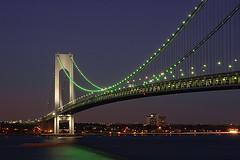 Verizano Leftside (markmyshots) Tags: nyc ny nikon d70 bridges verrazano
