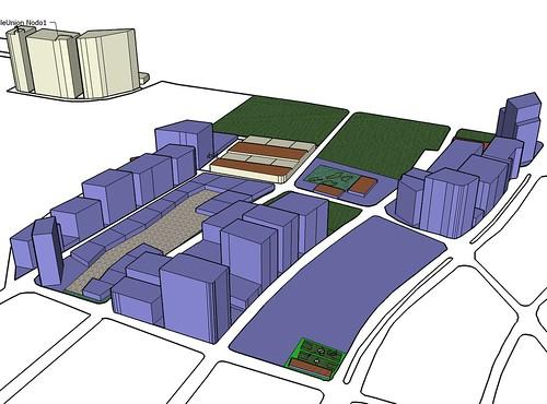 Plano 3D Oriente Pereira