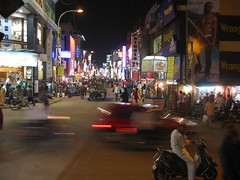 bangalore at night