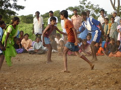 Kabbadi (jackol) Tags: india kids kabbadi sport game