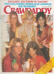 Teen Lust (Fire Monkey Fish) Tags: crawdaddy magazine ephemera october 1976 runaways music rocknroll