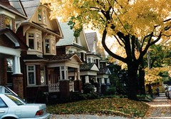 victorian homes near High Park