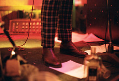 Billy Childish / Dirty Water Club / 10.14.05 (littletrousers) Tags: billy childish buff medways