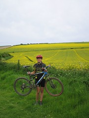 Isle of Wight (El Freddy) Tags: mountainbike isle tomac wight cycleporn