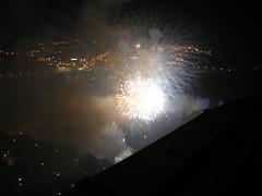 Niagara Fireworks I(P1011619) (ceart99) Tags: vacation ontario canada night niagarafalls fireworks skylontower