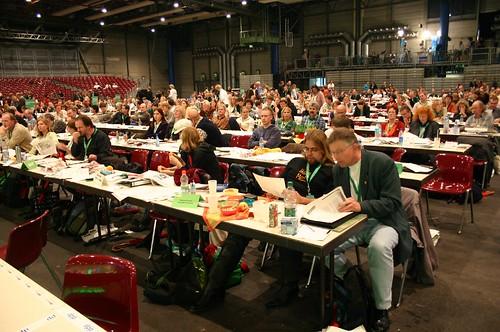 BDK: The delegates