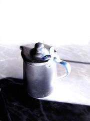 a little jug... (criscicu08) Tags: inverted jug light shadow