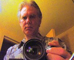 Reticulated Me (O Caritas) Tags: camera selfportrait ontario canada reflection me self bathroom hotel mirror kingston conference hotelroom ocaritas nikoncoolpix8800 ocff ontariocounciloffolkfestivals ambassadorregenthotel