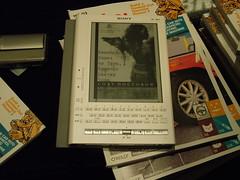 Sony eBook subverted! - by Matt Hammond