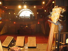 Bowery Ballroom in NYC, from Bryans View by fensterbme, on Flickr