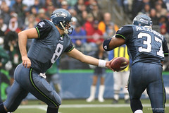 Seahawk Game (occecid) Tags: seattle sports cowboys seahawks fans top20sports dicecco occecid jimdicecco
