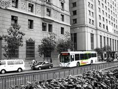 transantiago en marcha! - by Caglieri
