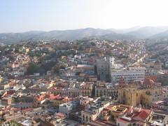 Above Guanajuato