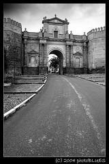 Puerta de Córdoba (Carmona, Sevilla)
