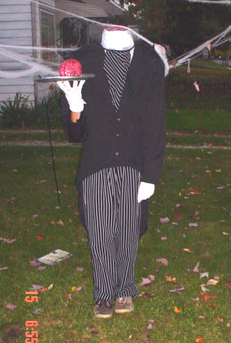 2005 My Son The Headless Butler