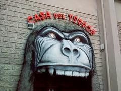La casa del Terror, por Luistxo