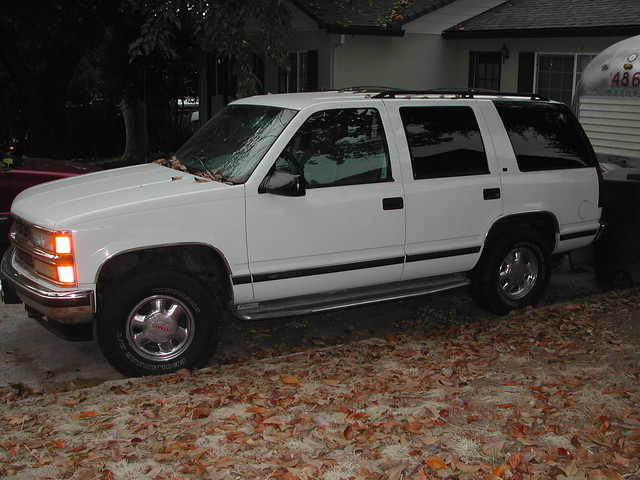 1996 chevy tahoe for sale