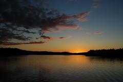 Sunset part II (aixcracker) Tags: sunset pellinki pellinge finland suomi blue sea sky clouds