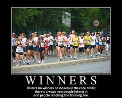 Winners (kool_skatkat) Tags: life africa topv111 race poster southafrica topv333 topv444 run topv222 win winners johannesburg looser loose joburg jozi motivationalposter koolskatkat winnerposter