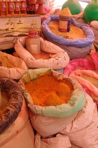 Spices, Hargeisa market