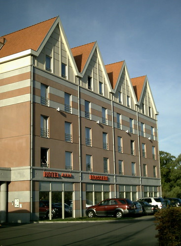 The Scandic Hotel Bruges