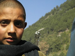 Child of Kashmir (Edge of Space) Tags: pakistan boy earthquake child kashmir earthquake05
