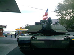 Bradley Tank in Yakima Vetrans Day 2005 (Yakima_gulag) Tags: tank patriotic images