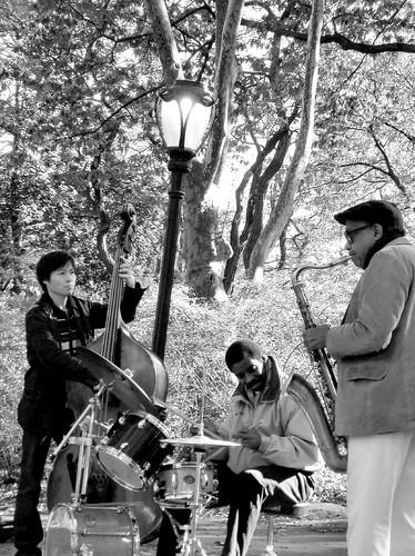 Central Park Jazz