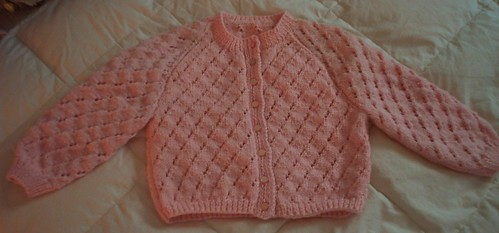 Lydia's Sweater