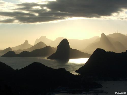 A view of  Rio de Janeiro II