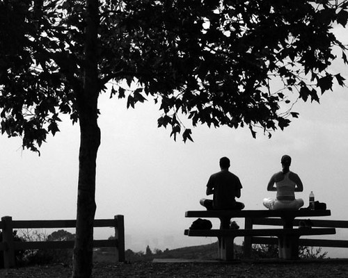 Griffith Park Meditation by Kevin Labianco, on Flickr