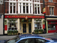 Picture of Freemasons Arms, WC2E 9NG