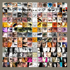 Eyes of Flickr