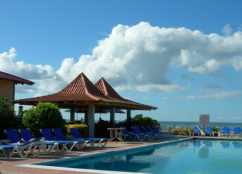 Paz y tranquilidad en el Grenada Grand Beach Resort