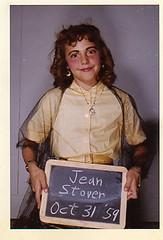 Jean 1959 (Mary Stover) Tags: oldfamilyphotos stoverfamily