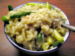 Teriyaki Risotto with Veggies