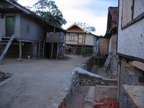 Moyo Utara Traditional Village Houses